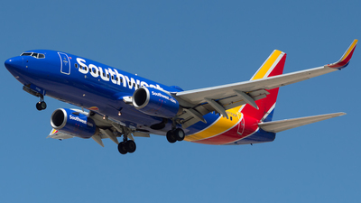 N7720F - Boeing 737-7BD - Southwest Airlines