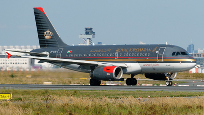 A picture of JYAYN - Airbus A319132 - Royal Jordanian - © Eckhardt Philipp