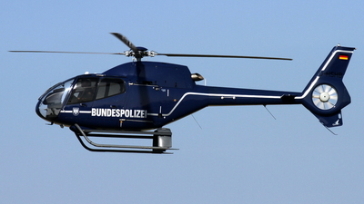 D-HSHB - Eurocopter EC 120B Colibri - Germany - Bundespolizei