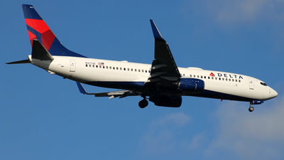 A picture of N3771K - Boeing 737832 - Delta Air Lines - © JFrag