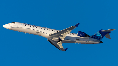 N522GJ - Bombardier CRJ-550 - United Express (GoJet Airlines)