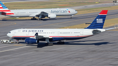 N291AY - Airbus A330-243 - US Airways