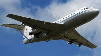 FAC1041 - Fokker F28-3000C Fellowship - Colombia - Air Force