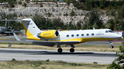 N555KE - Gulfstream G-IV - Private