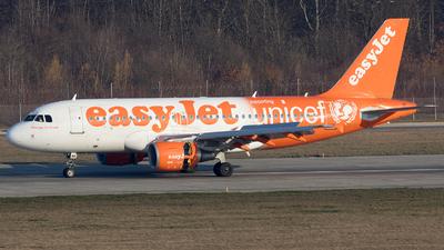 G-EJAR - Airbus A319-111 - easyJet