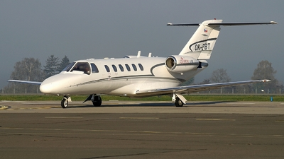 OK-PBT - Cessna 525A CitationJet CJ2 - Queen Air