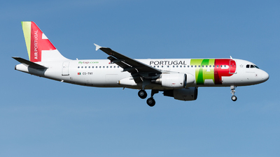 A picture of CSTNY - Airbus A320214 - TAP Air Portugal - © Thierry Weber