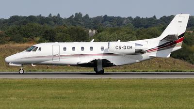 CS-DXM - Cessna 560XL Citation XLS - NetJets Europe