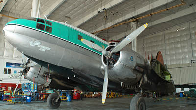 A picture of CGTPO - Curtiss C46F Commando - Buffalo Airways - © Peter Kesternich