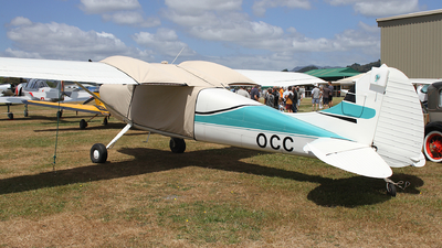 ZK-OCC - Cessna 170A - Private