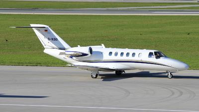 D-IKBO - Cessna 525A CitationJet 2 Plus - Silver Cloud Air