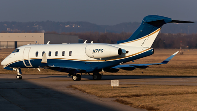N7PG - Bombardier BD-100-1A10 Challenger 350 - Private