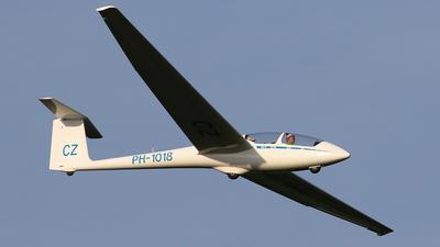PH-1018 - Schleicher ASK-21 - Private