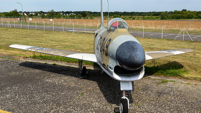JD-249 - North American F-86K Sabre - Germany - Air Force