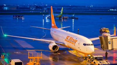 HL8318 - Boeing 737-8LC - Jeju Air