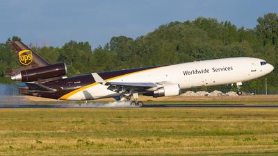 N270UP - McDonnell Douglas MD-11(F) - United Parcel Service (UPS)