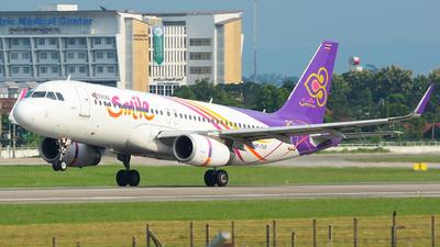 HS-TXR - Airbus A320-232 - Thai Smile