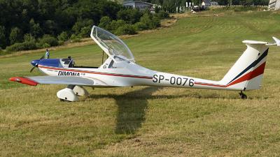 SP-0076 - Diamond Aircraft HK36 Super Dimona - Private