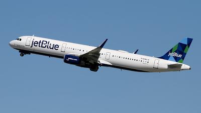 N982JB - Airbus A321-231 - jetBlue Airways