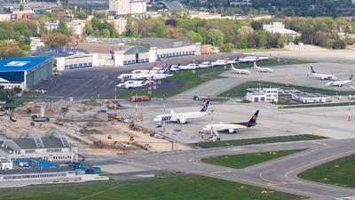 EPWA - Airport - Ramp