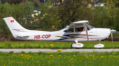 A picture of HBCQP - Cessna 182S Skylane - [18280200] - © kehdi737w
