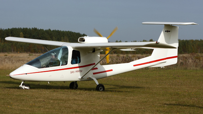- SKAR 3-i Sky Arrow 450 TGS - Private