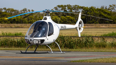 A picture of VHLTO - Guimbal Cabri G2 - [1071] - © Brandon Giacomin
