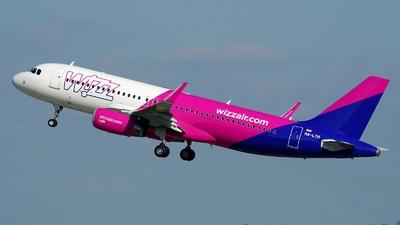 HA-LYH - Airbus A320-232 - Wizz Air