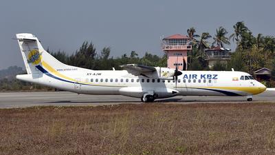 XY-AJW - ATR 72-212A(600) - Air KBZ