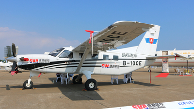 B-10CE - Quest Aircraft Kodiak 100 - SkyView Aircraft