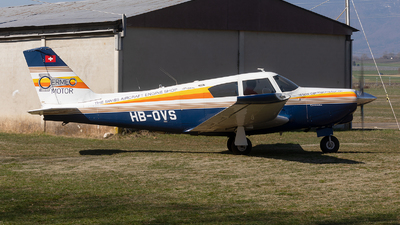 HB-OVS - Piper PA-24-250 Comanche - Private
