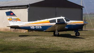 A picture of HBOVS - Piper PA24250 Comanche - [243251] - © Alex