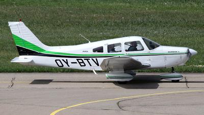 OY-BTV - Piper PA-28-161 Warrior II - Private