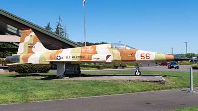 74-1556 - Northrop F-5E Tiger II - United States - US Air Force (USAF)