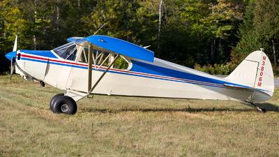 N3806M - Piper PA-12 Super Cruiser - Private