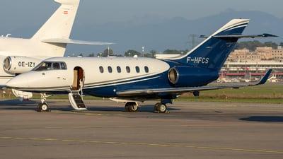 F-HFCS - Hawker Beechcraft 900XP - VallJet