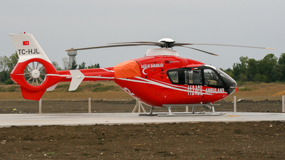 TC-HJL - Eurocopter EC 135P2+ - Turkey - Ministry of Health