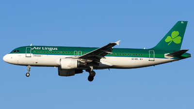 A picture of EIDEL - Airbus A320214 - Aer Lingus - © Marco Papa