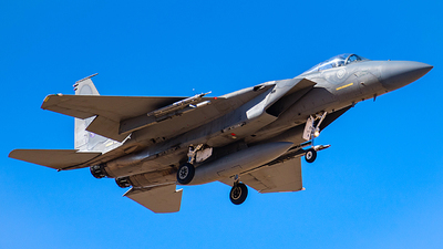 218 - McDonnell Douglas F-15C Eagle - Saudi Arabia - Air Force
