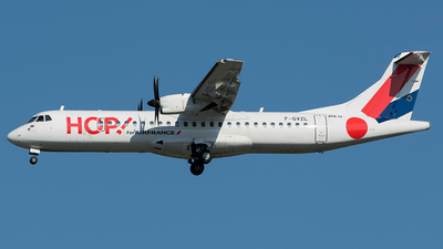 A picture of FGVZL - ATR 72500 - [0553] - © Ro-Land