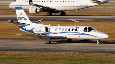 A picture of N717VL - Cessna 560 Citation Encore+ - [5600788] - © Roger M