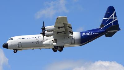 N5103D - Lockheed Martin LM-100J Super Hercules - Lockheed Martin