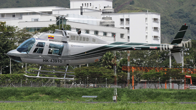 HK-4391G - Bell 206B JetRanger III - Private