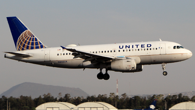 N846UA - Airbus A319-131 - United Airlines