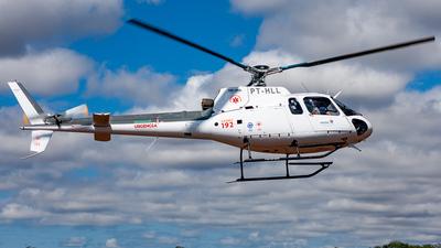 PT-HLL - Helibrás HB-350B Esquilo - Helisul Taxi Aéreo