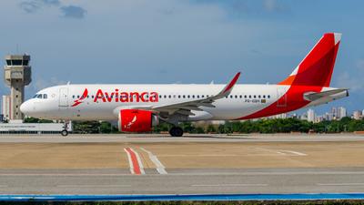 PR-OBH - Airbus A320-251N - Avianca Brasil