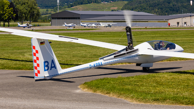 D-KRBA - Binder Flugmotorenbau ASH-25 EB28 - Private