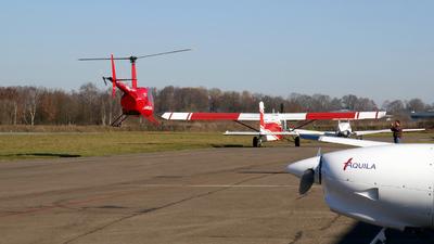 EDWQ - Airport - Ramp