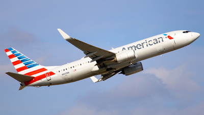 A picture of N937NN - Boeing 737823 - American Airlines - © Adrián Alejandro