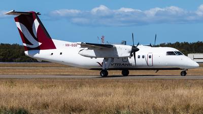 A picture of VHQQB - De Havilland Canada Dash 8100 - Skytrans - © Brandon Giacomin